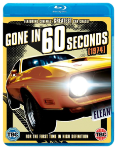gone in 60 secs 1974