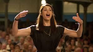 crazy choir mistress
