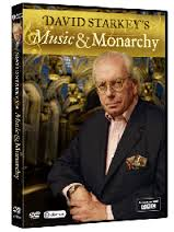 David Starkey's Music and Monarchy DVD cover