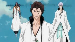 Arrancar army leaders
