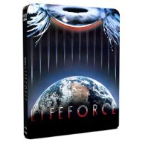 Lifeforce steelbook cover