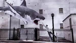 Shark chainsaw