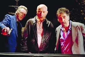 Al Pacino, Christopher Walken & Alan Arkin in Stand Up Guys