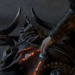 Dracula horned henchman