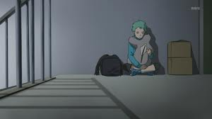 Eureka Seven 1 Ao and Noa