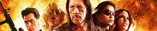 Machete kills banner