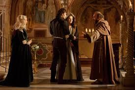 Romeo and Juliet wedding