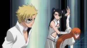 Bleach 13 1 Orihime Loly and Menoly