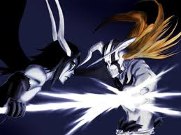 Bleach 13 1 Ulquiorra and Ichigo