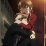 Guilty Crown 2 Shu and Hare