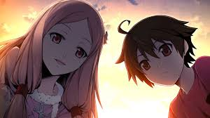 Guilty Crown 2 Shu and Mana
