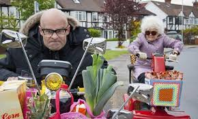 Harry Hill Harry and Nan