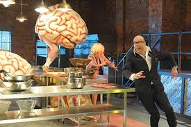 Harry Hill brain chase