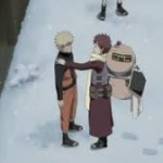 Naruto 17 Naruto and Gaara