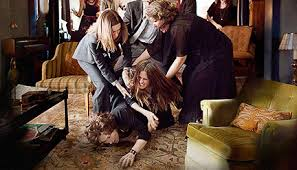 August Osage County Bitch Fight