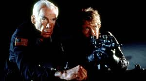 Delta Dorce Chuck Norris and Lee Marvin