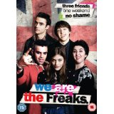 We Are The Freaks cover
