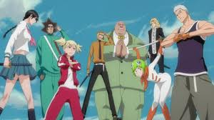 Bleach 13 2 The Visoreds