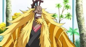 One Piece Strong World Shiki