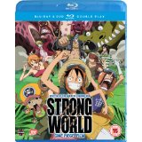 One Piece Strong World cover