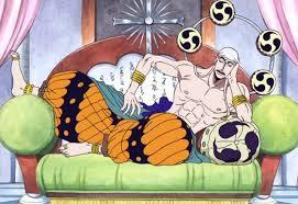 One Piece 7 Eneru