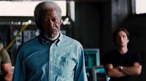 Transcendence Morgan Freeman