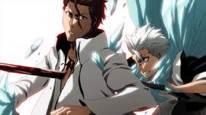 Bleach 14 1 Aizen and Hitsugaya