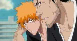Bleach 14 1 Ichigo and Dad
