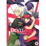 Devil Part Timer cover