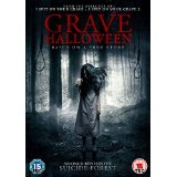 Grave Halloween cover