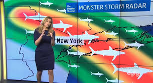 Sharknado 2 News Report