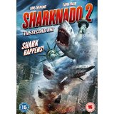 Sharknado 2 cover