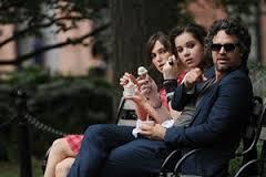 Begin Again Dan, Gretta and Violet