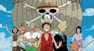 One Piece 8 Banner