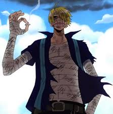 One Piece 8 Sanji cool dude