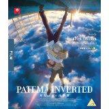 Patema Inverted Cover