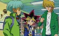 Yu-Gi-OH! Weevil and Joey