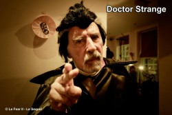 Le Fear Dr Strange