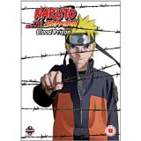 Naruto Blood Prison cover