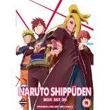 Naruto 20 cover