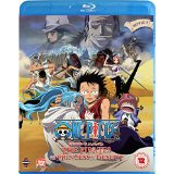 One Piece Movie 8 cover