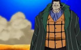 One Piece Movie 8 crocodile