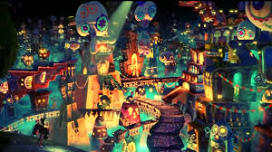 Book of Life background
