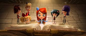Book of Life banner