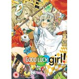 Good Luck Girl cover