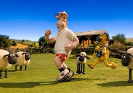 shaun the sheep farmer