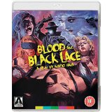 Blood and Black Lace cover