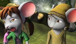 A Mouses Tale Sam and Sebastian