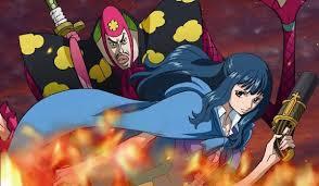 One Piece Film Z Ain and Binz