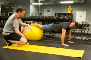 Results Pilates ball